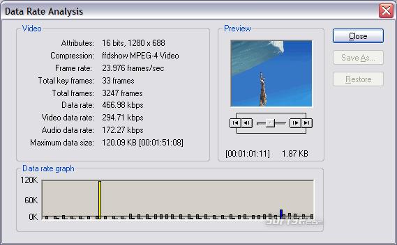 Ulead MediaStudio Pro Screenshot 7