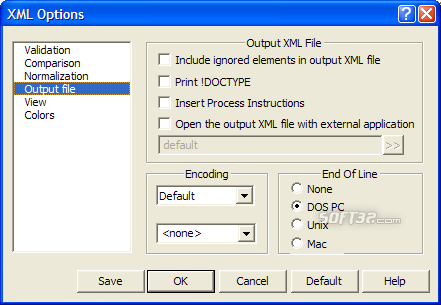 ExamXML Screenshot 4