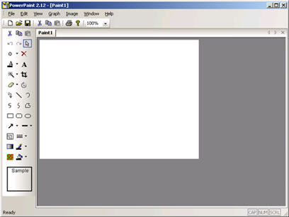 PowerPaint Screenshot 1