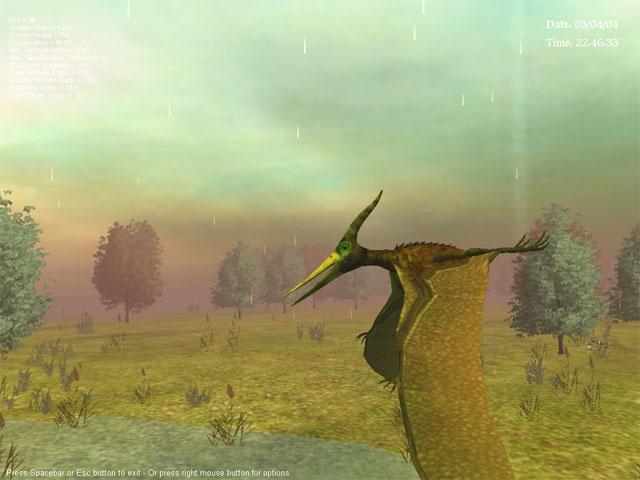 3D DinoFly Screenshot 1