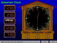 Animated Clock 3