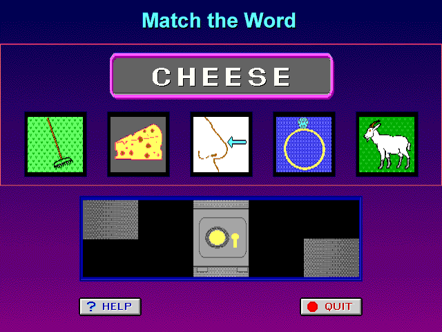 Animated Words Screenshot