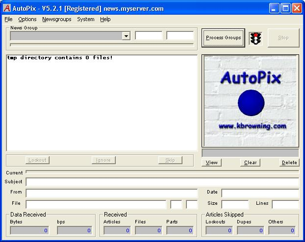 AutoPix Screenshot