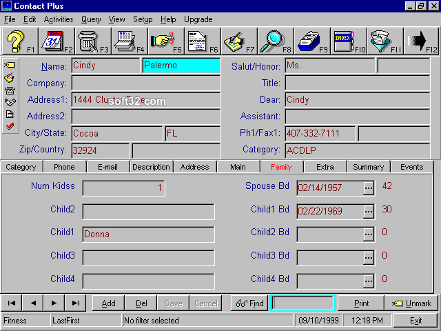 Contact Plus Screenshot 3