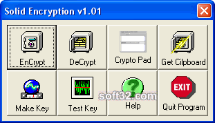 Solid Encryption Screenshot 2
