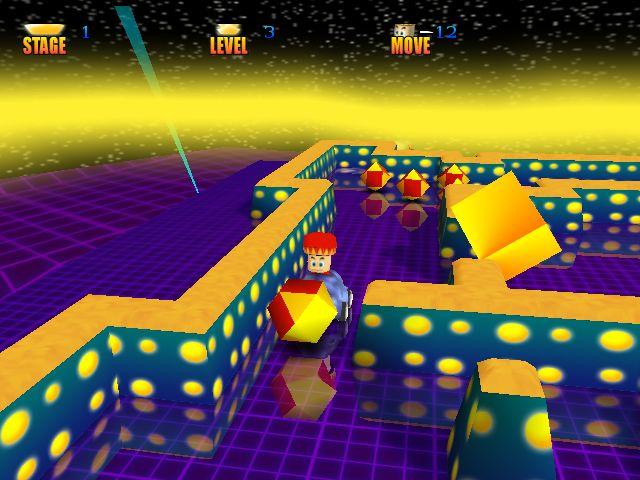 3D Buggy Tug Screenshot