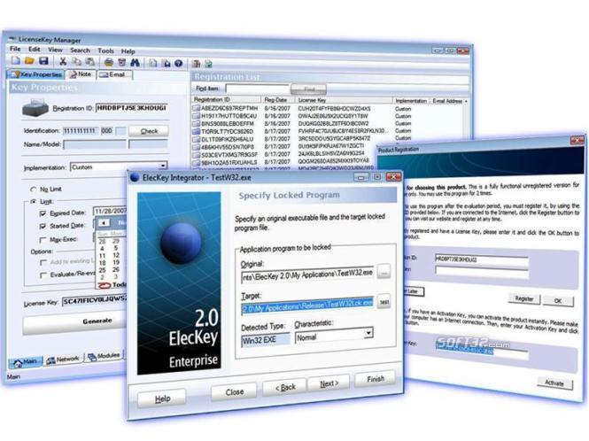 ElecKey Screenshot 2