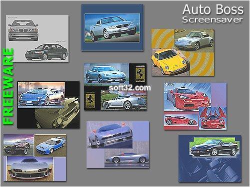 AutoBoss Screensaver FREE Screenshot 3
