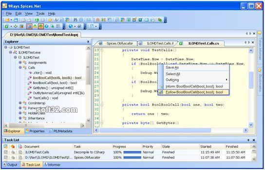 Spices.Net Screenshot 3