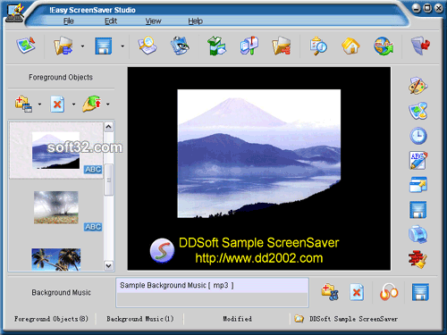 !Easy ScreenSaver Station Screenshot 2