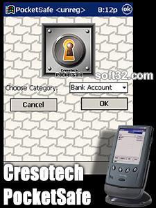 Cresotech PocketSafe Screenshot 3