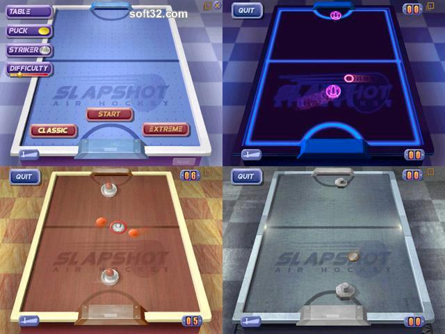 SlapShot Air Hockey Screenshot 2