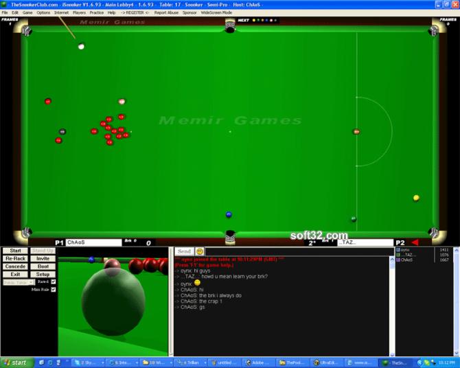 iSnooker Screenshot 3