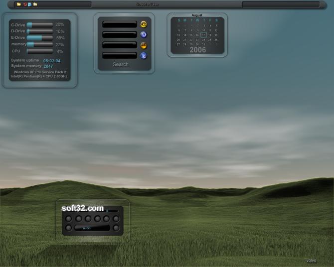 DesktopX Screenshot 3