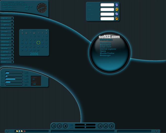 DesktopX Screenshot 4