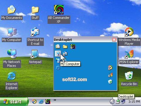 Desktoplet Screenshot 5