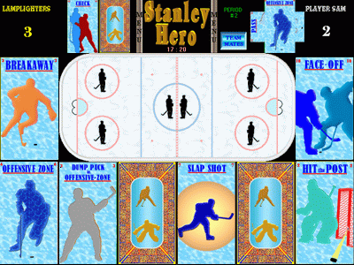 StanleyHero Hockey Practice Screenshot