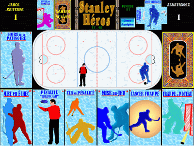Stanley Hero Hockey Exercice Screenshot 1
