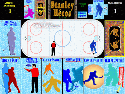 Stanley Hero Hockey Exercice Screenshot 3