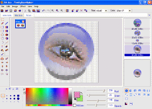 Pretty Icon Maker Screenshot