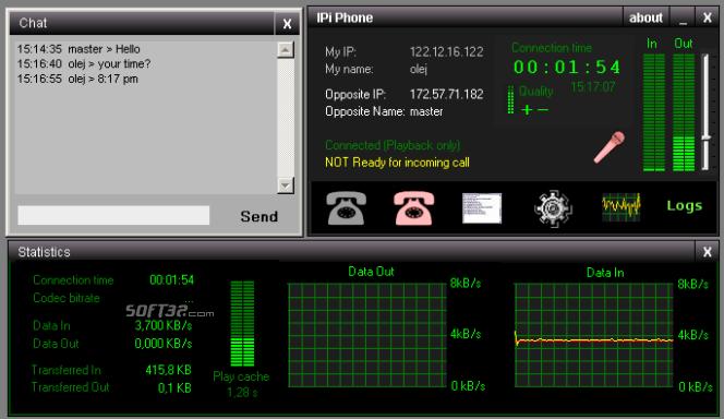 IPi Phone Screenshot 2