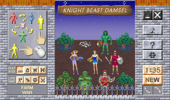 Knight Beast Damsel Screenshot 1