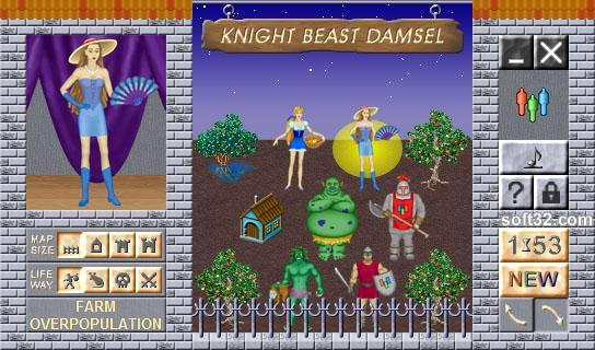 Knight Beast Damsel Screenshot 3