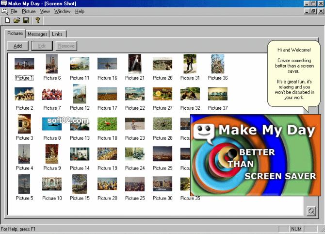 Make My Day Screenshot 2