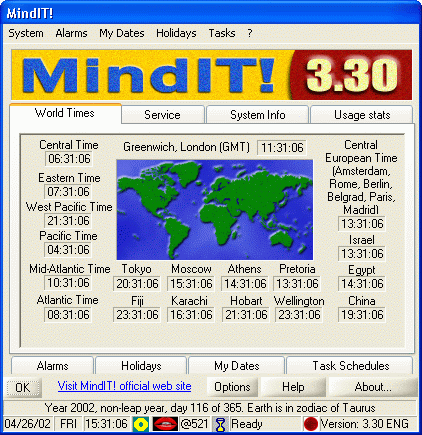 MindIT! Screenshot