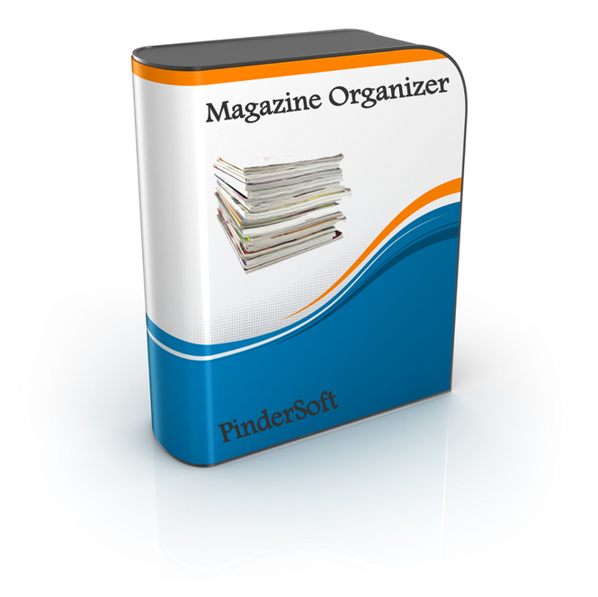 Magazine Organizer PS Bombay Screenshot