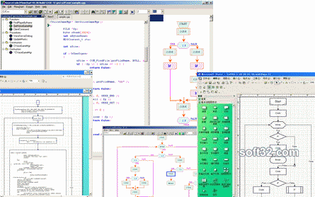 Code Visual to Flowchart Screenshot 3