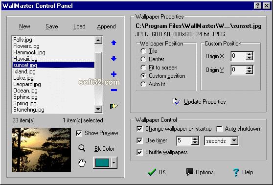 WallMaster Pro Screenshot 2