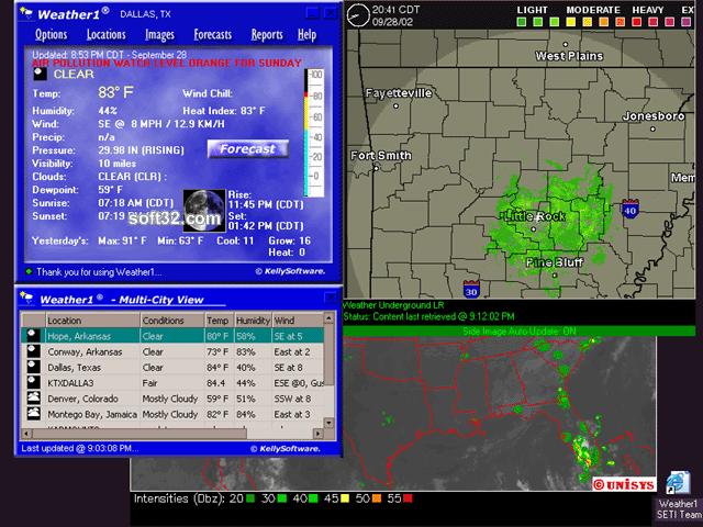Weather1 Screenshot 2