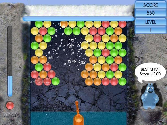 Aqua Bubble Screenshot