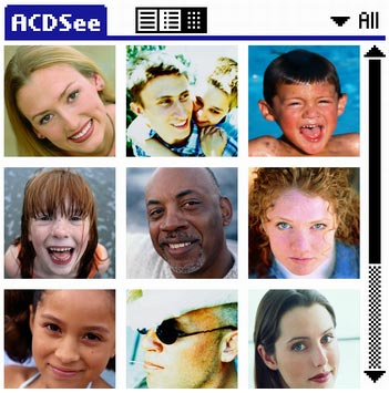 ACDSee Mobile for Palm OS Screenshot 1