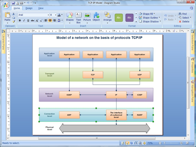 DiagramStudio Screenshot