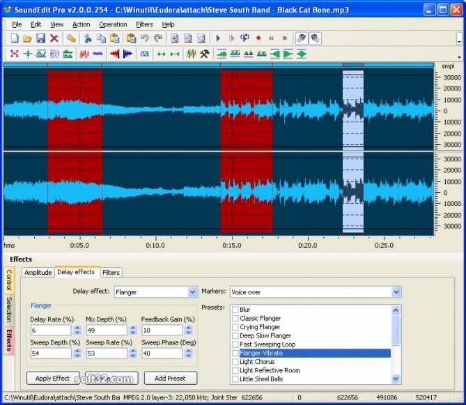AudioWriter Screenshot 2