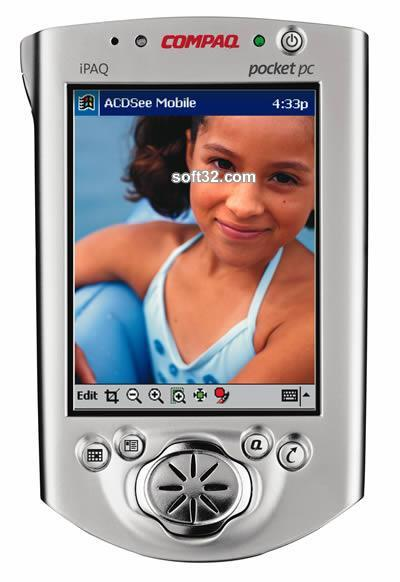 ACDSee Mobile for Windows CE Screenshot 3