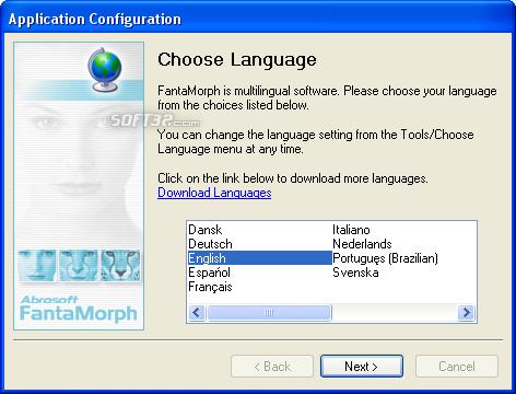 Abrosoft FantaMorph Pro Screenshot 7