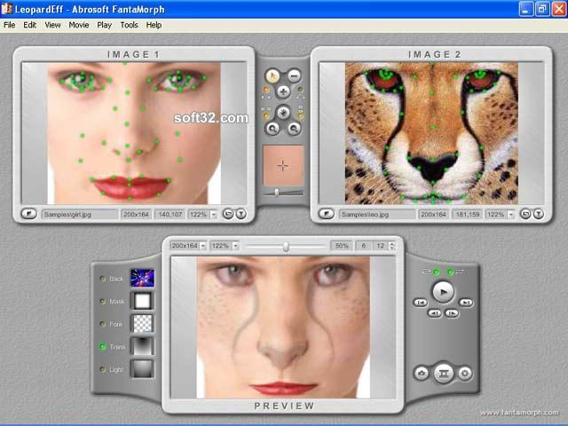 Abrosoft FantaMorph Pro Screenshot 2