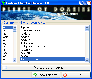Protaxis Planet of Domains Screenshot