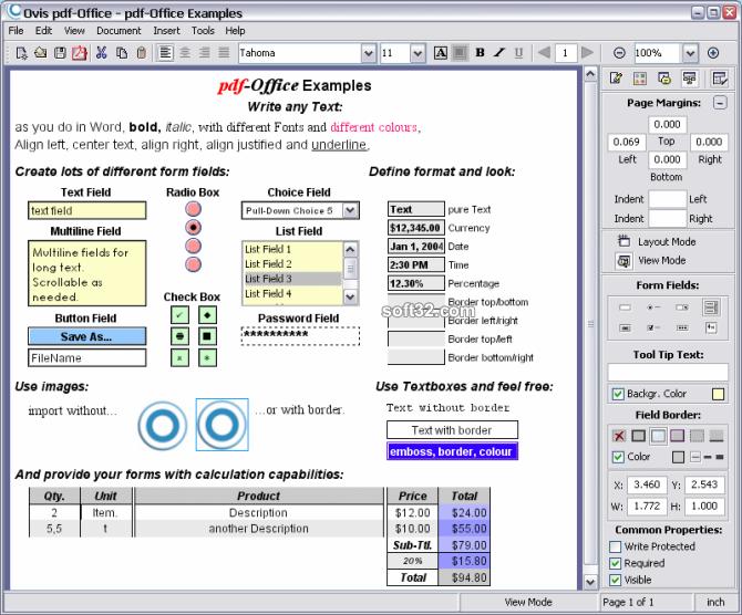 pdf-Office Professional Screenshot 2