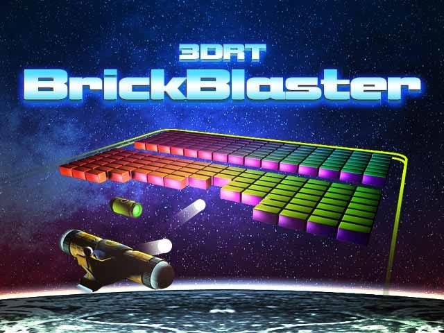 3D BrickBlaster Unlimited Screenshot 1