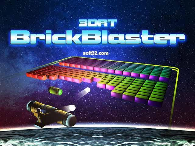 3D BrickBlaster Unlimited Screenshot 2