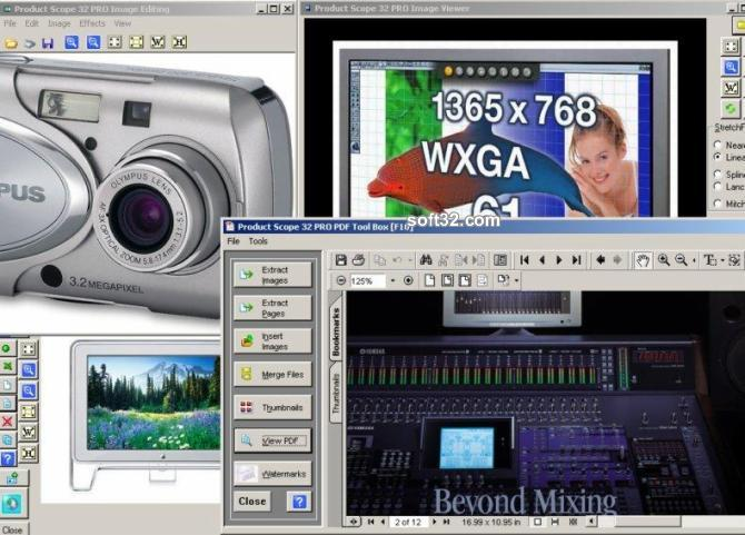Product Scope Screenshot 2