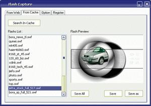Zbsoft Flash Capture Screenshot