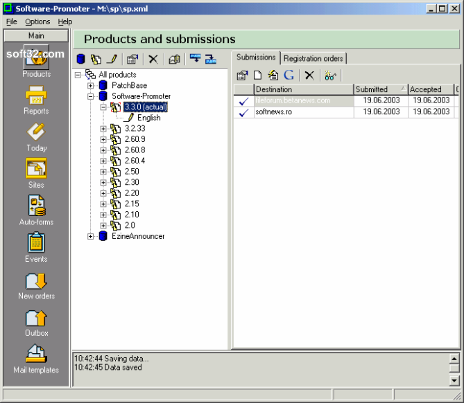 Software-Promoter Screenshot 1