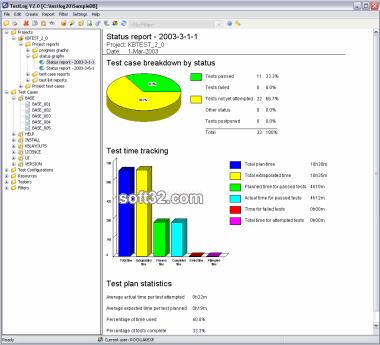 TestLog Screenshot 2