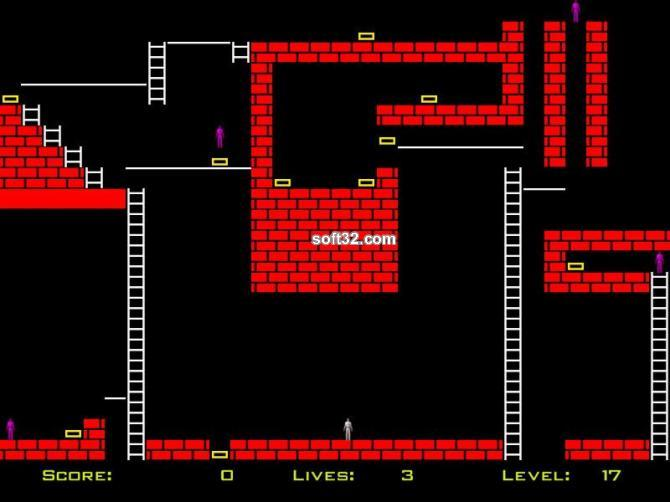 Snatch and Run : Lode Runner Screenshot 3