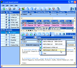 G-Lock SpamCombat Screenshot 3
